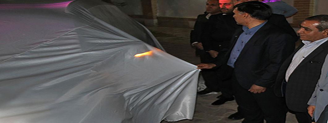 جشن رونمایی رسمی از محصول کوپا شرکت ریگان خودرو